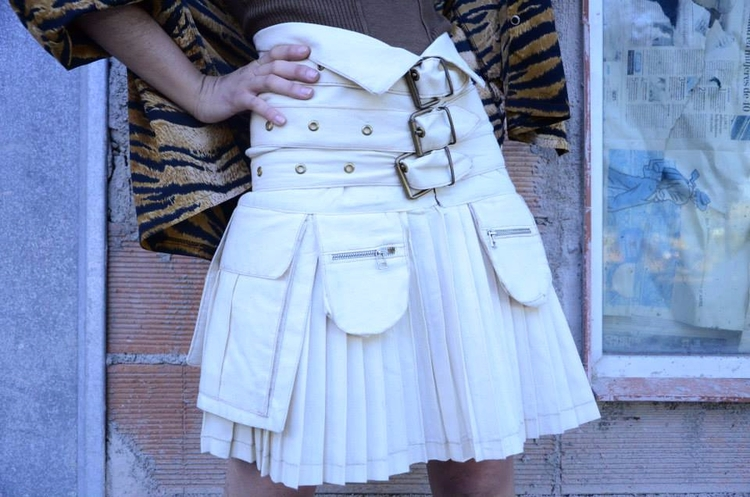 skirt, prototypes, fashion, design - violetadada | ello