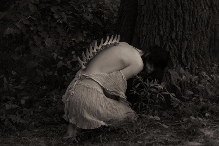 Photographer:Candi Kalinsky Mo - darkbeautymag | ello