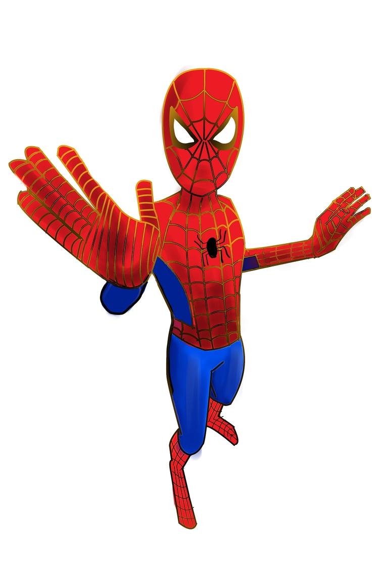 WIP - spider-man - marksolario | ello