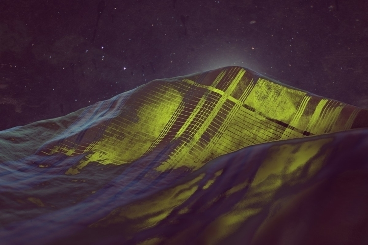 Cloth Mountains Yellow Lava Nuc - siddacool | ello