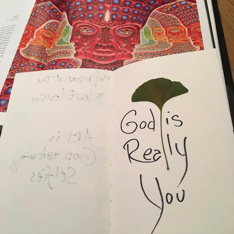 - Alex Grey - selfhelp, meditation - meditation | ello