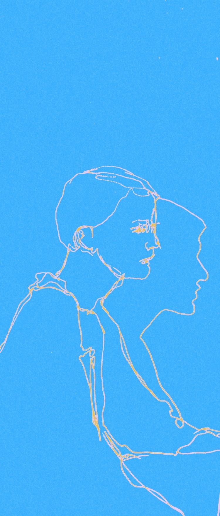 Doodle shadow ///// *ink paper - guiart | ello