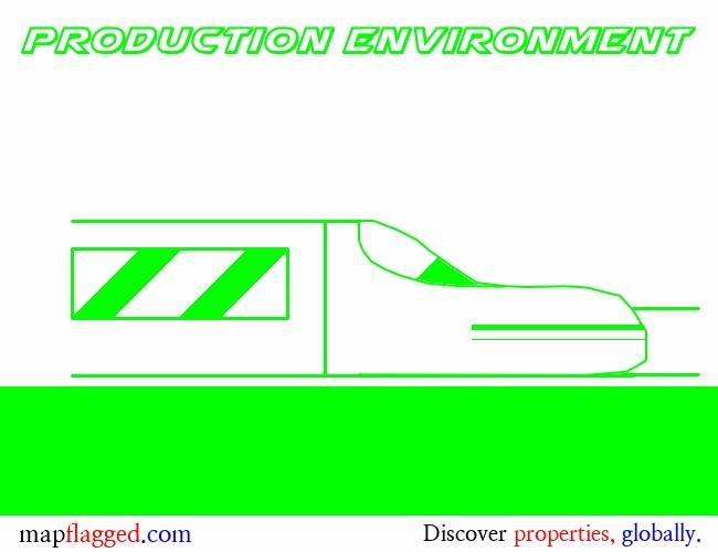 Production system bullet train - mapflagged | ello