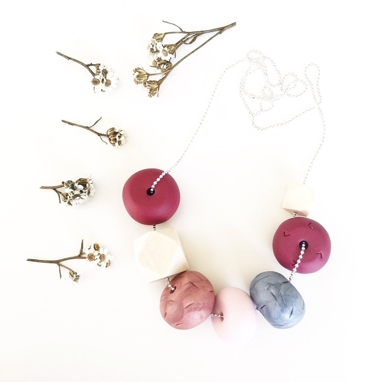 Merlot Monday, . necklace handm - murphy_and_me_handmade | ello