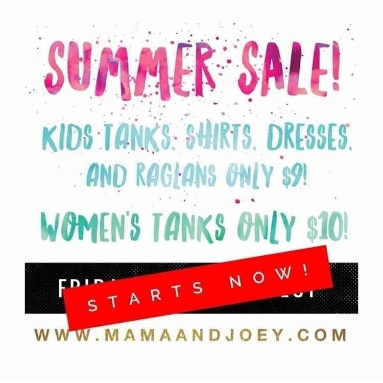 Check sale section shop - mamaandjoey | ello