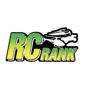 likes website logo! RC Cars rev - rcrank | ello