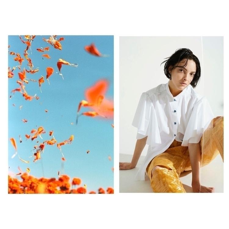 SHOHEI Ning Kai / Sabrina Scarp - charflore | ello