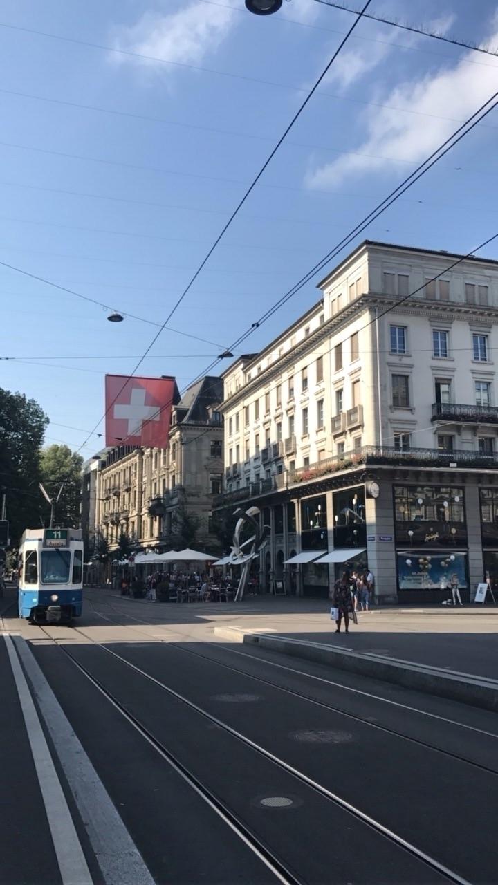 Zurich, Switzerland - frau_w   ello