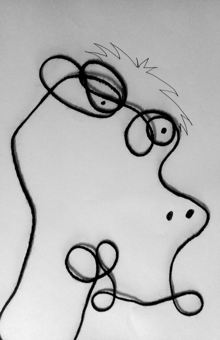 portraite camel (wool paper - hansrchristensen | ello