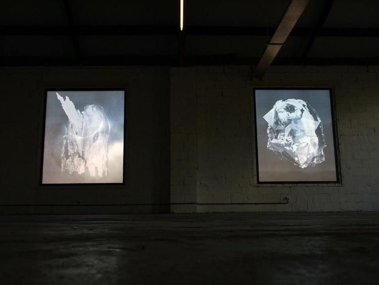 fiacielen, installationart, digitalprint - studiofiacielen | ello