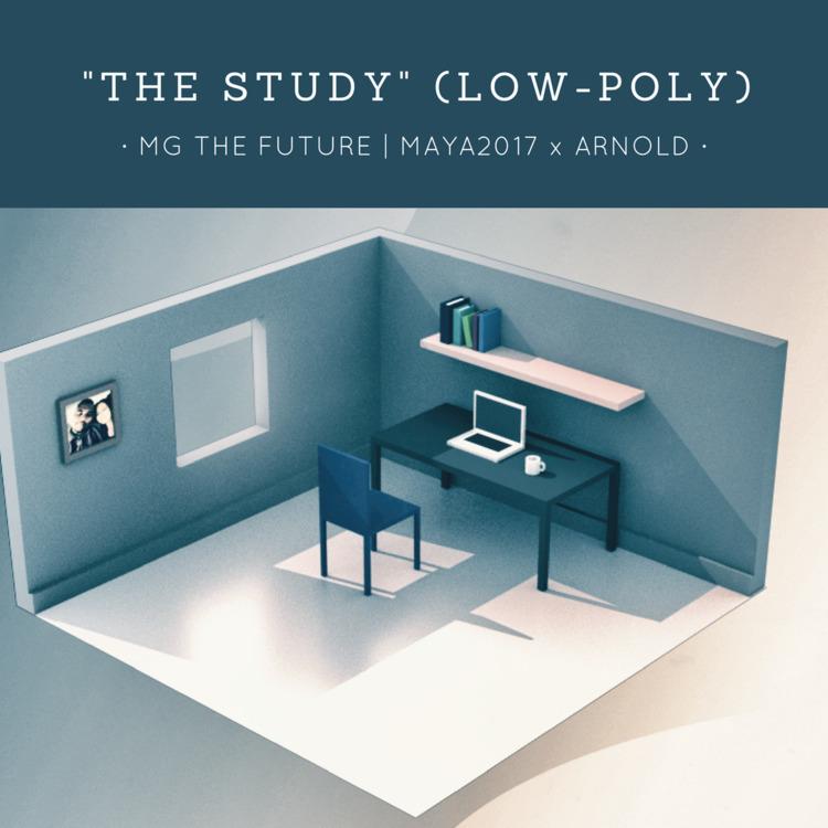 Concept. Maya 2017 Arnold Rende - mgthefuture | ello