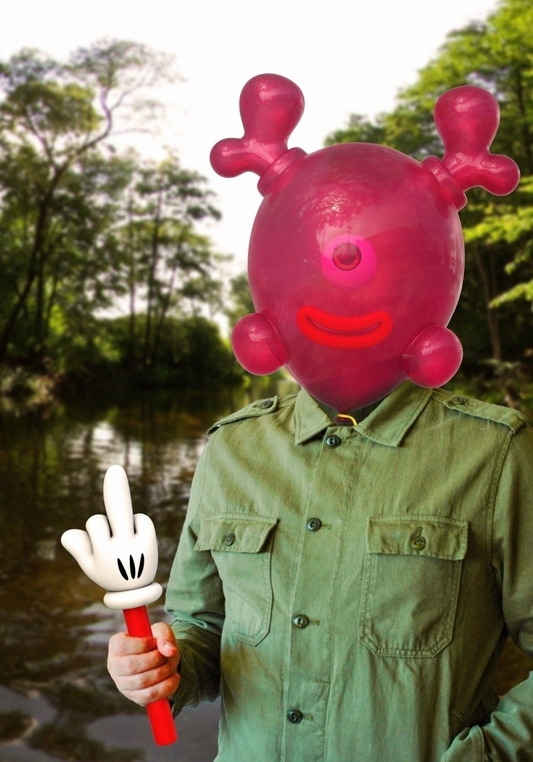 world pink - cartoons, popartoons - theodoru   ello