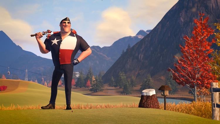 Xbox launch title Powerstar Gol - bradstephenson | ello