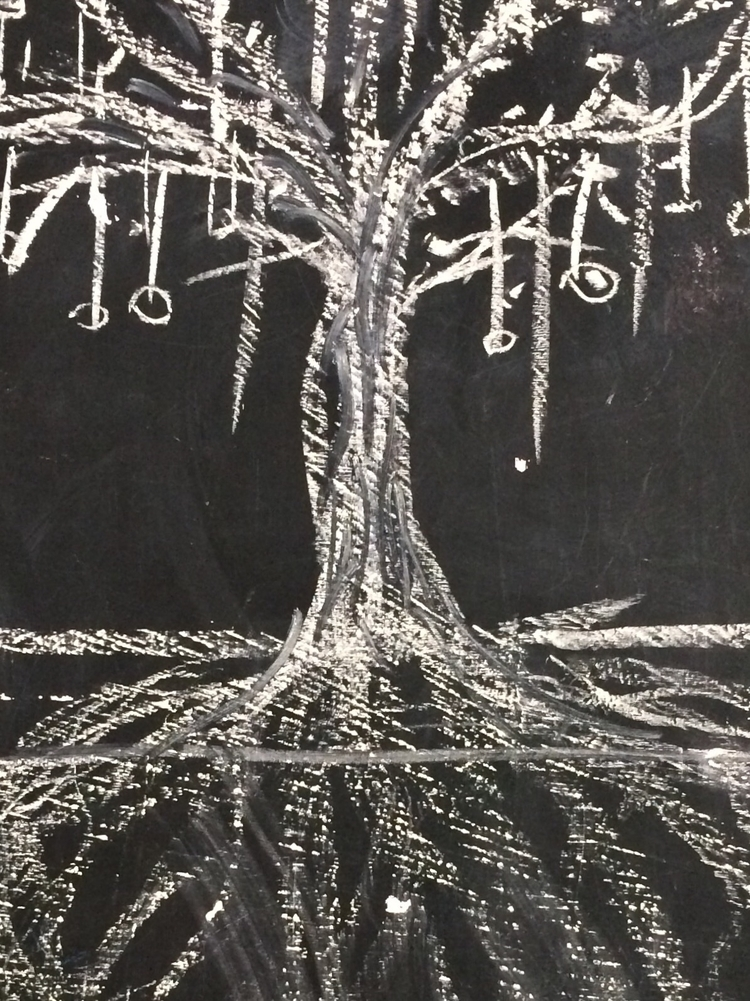 Tree Rain - tree, trees, art, arts - _augusto | ello