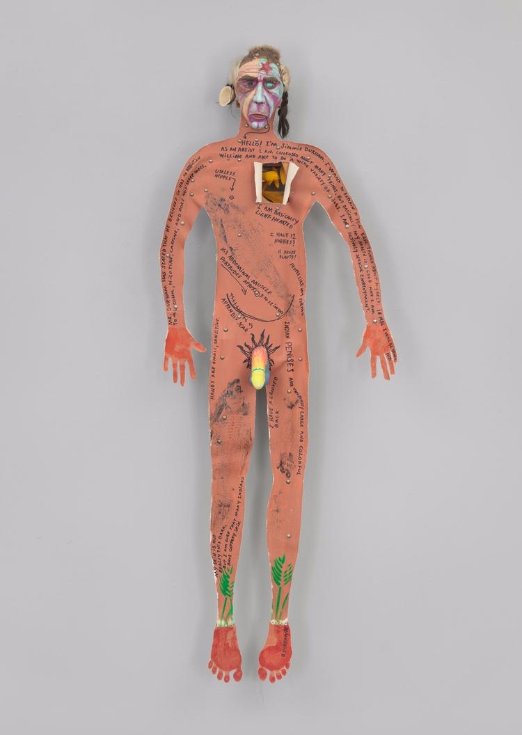 Jimmie Durham - art, artist, performer - valosalo | ello