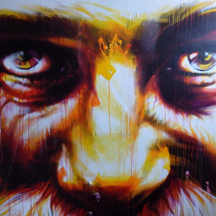 Dan23 - streetart, streetartist - philippefabry | ello