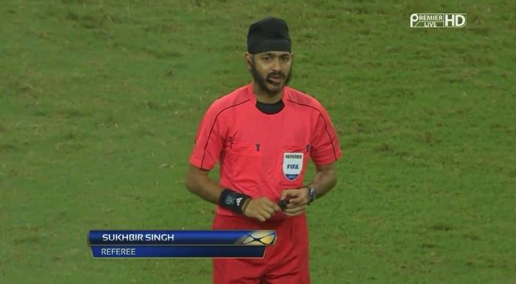 Singaporean Sikh referee Sukhbi - hazel-moore | ello
