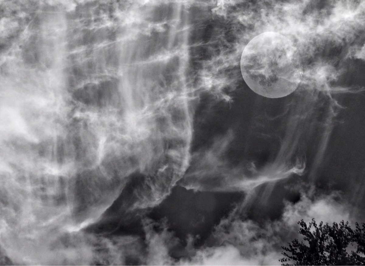 Time moon - moonscape - tehranchik | ello