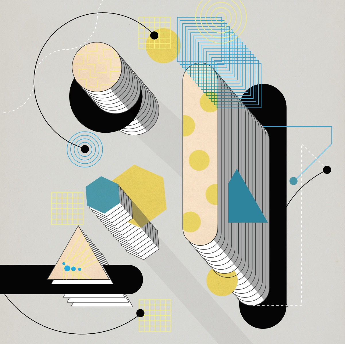 Illustration - outtake, wired - chadhagen | ello
