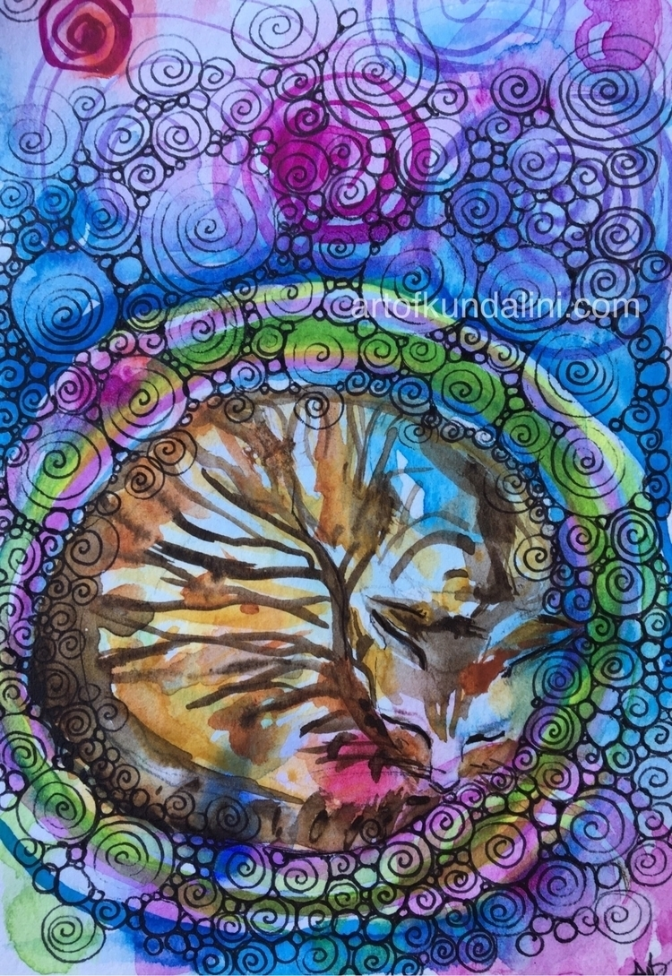 Emmy bubble dreams - art, commission - arnabaartz | ello