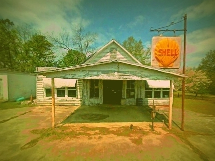 Potterville, Georgia - rephotography - dispel | ello
