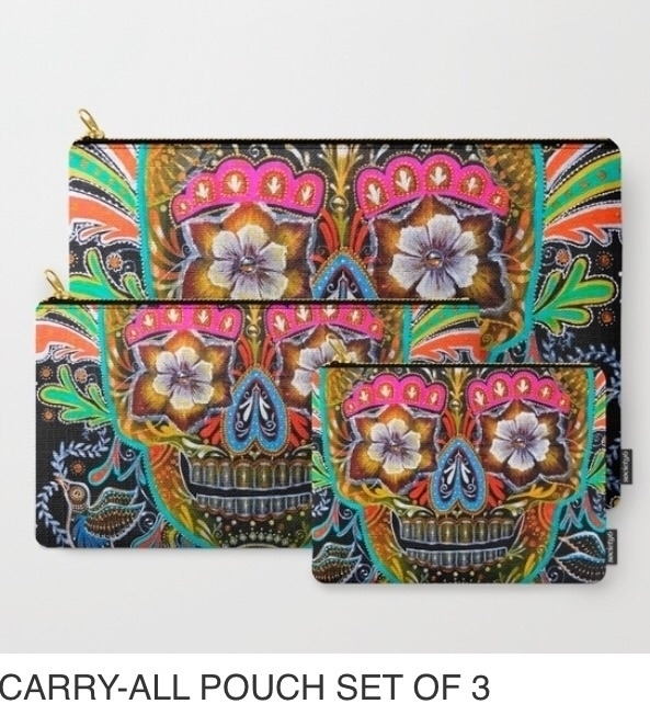Mexican style pouch set sale - mexican - trinkl | ello