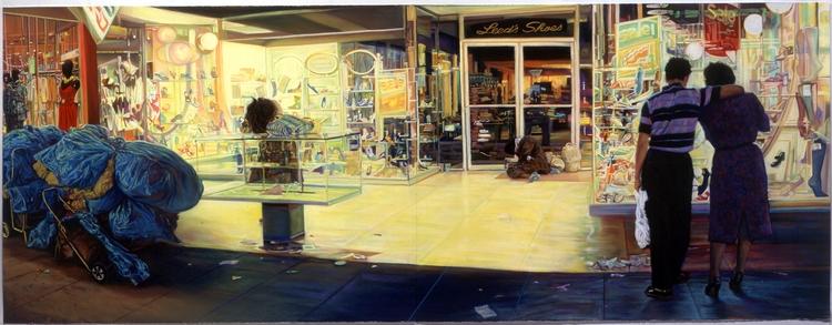John Valadez - art, paintings, realistic - valosalo | ello