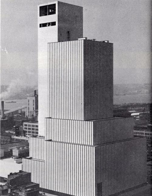 York Telephone Switching Buildi - modernism_is_crap | ello