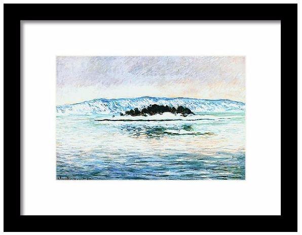 Claude Monet - Fjord Christiani - pixbreak   ello