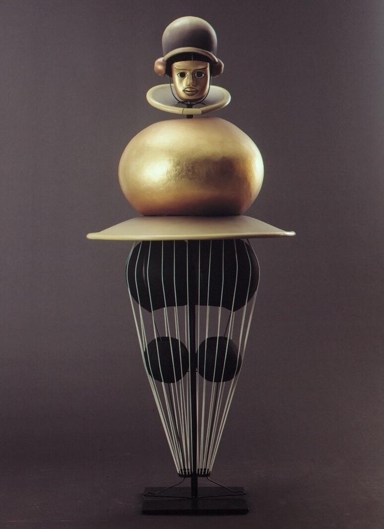 Oscar Diver 1922 - Schlemmer,, costume - bauhaus-movement   ello