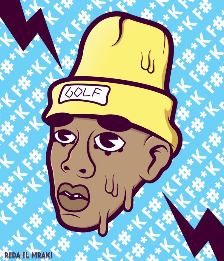 Tyler music - art, illustration - redaelmraki | ello