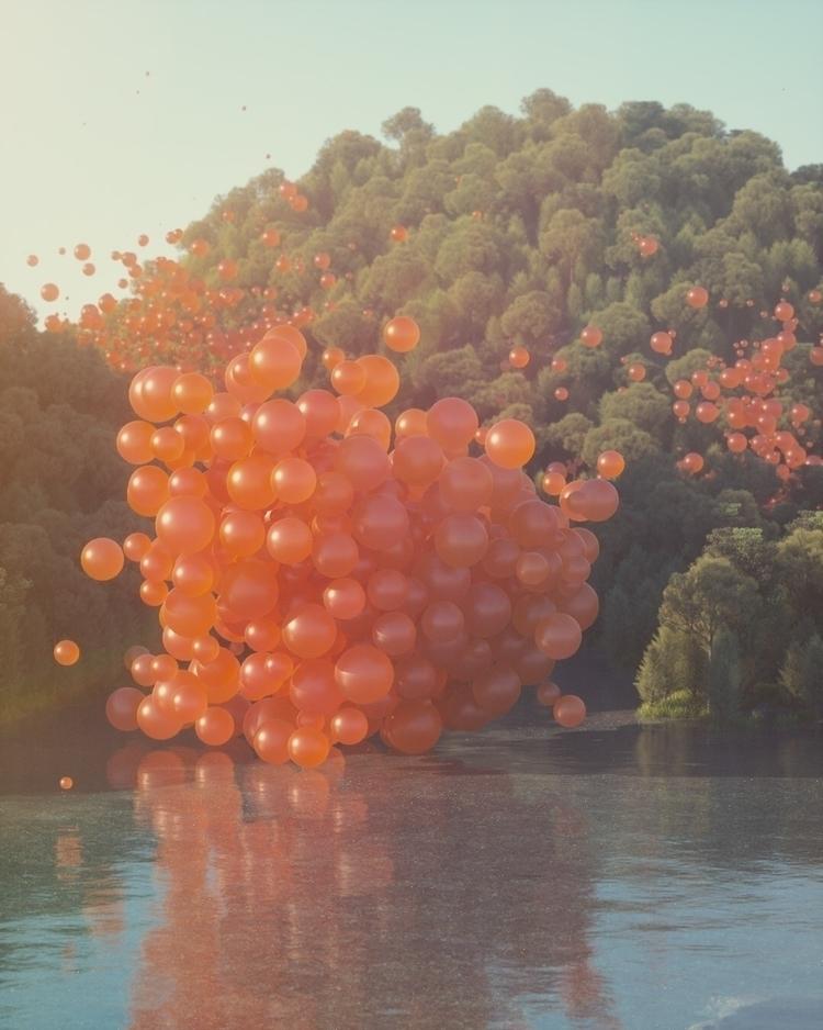 Caviar - 3D, maxon, cinema4D, octanerender - nessgraphics | ello