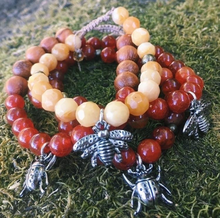 Bugs Life bracelet sets Etsy!!  - gypsyxjewels | ello