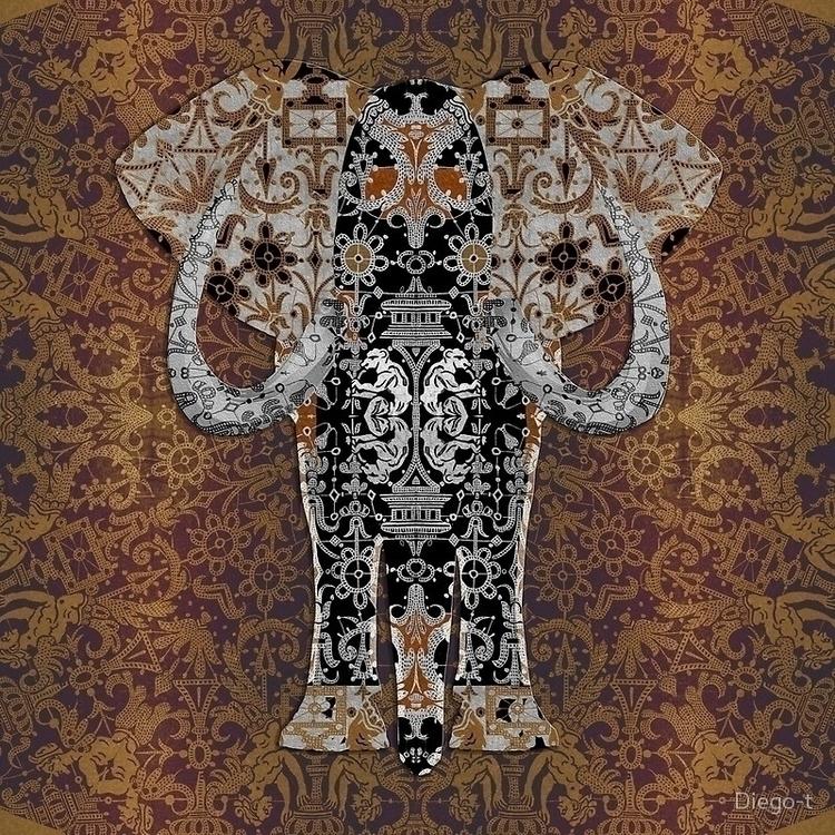 Ganesha - zuzugraphics | ello