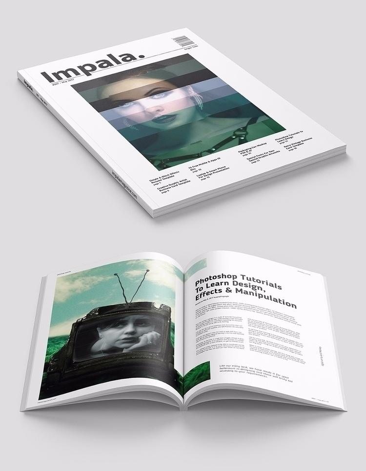 Impala Magazine (Concept) Stude - fxsd | ello
