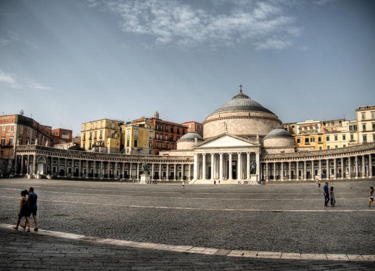 Piazza del Plebiscito , Naples  - neilhoward | ello