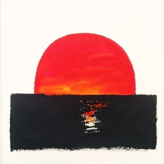 Sunrise - ink - bubi   ello