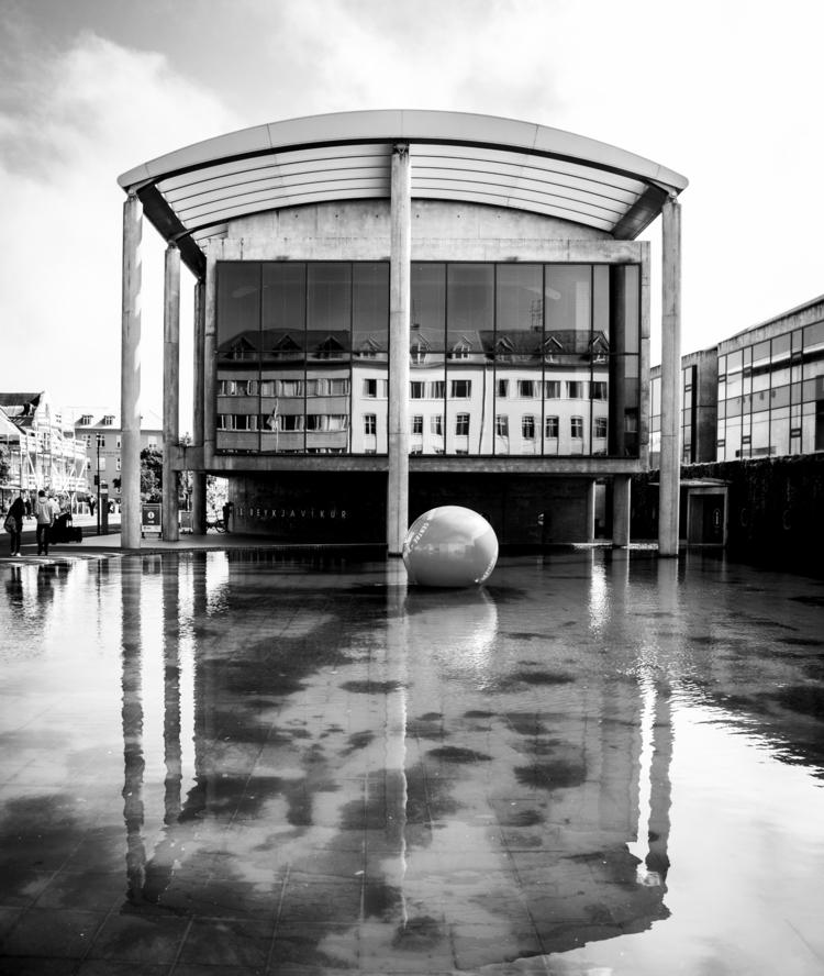 Reykjavik City Hall building co - junwin | ello