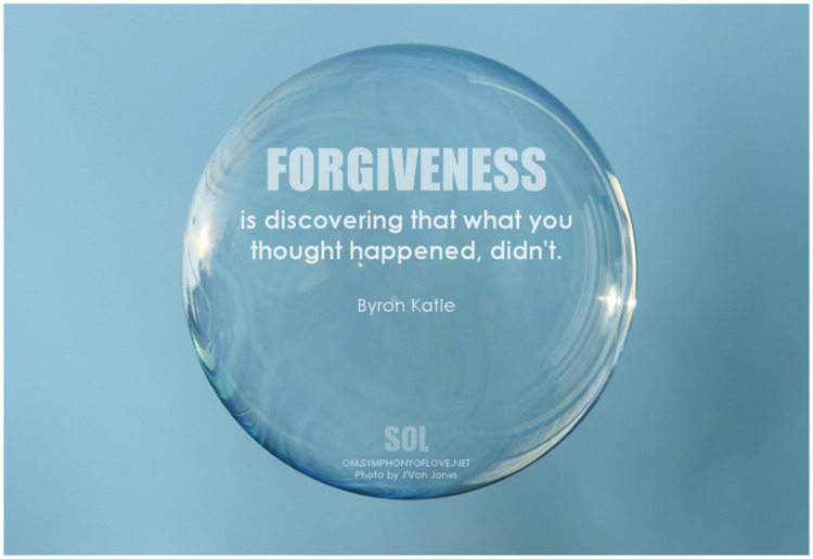picture quotes Forgiveness disc - symphonyoflove | ello