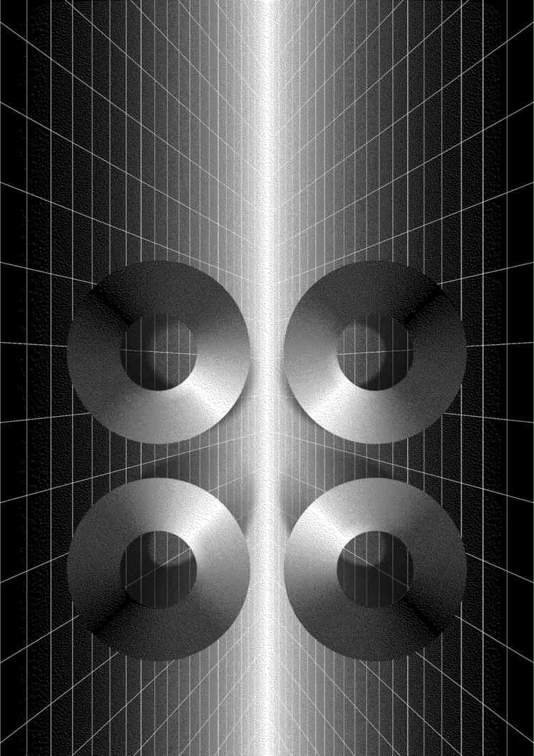 Space. 44 - 365, design, poster - theradya | ello