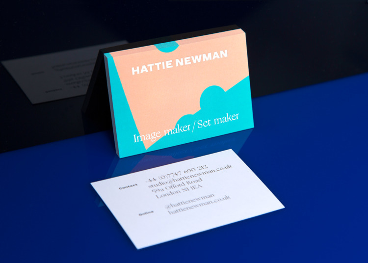 HATTIE NEWMAN playful visual id - polytechnic_ | ello