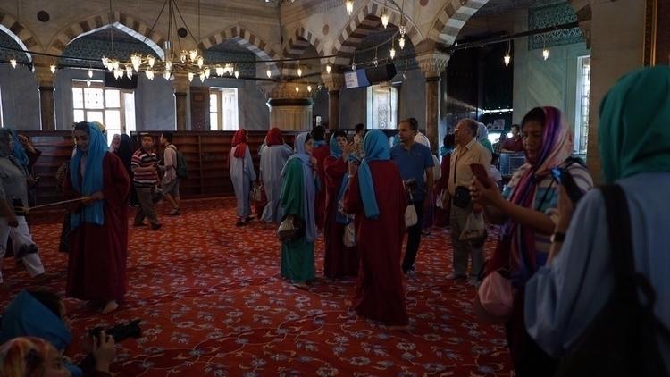 Tourist women special veil worn - mcpb | ello