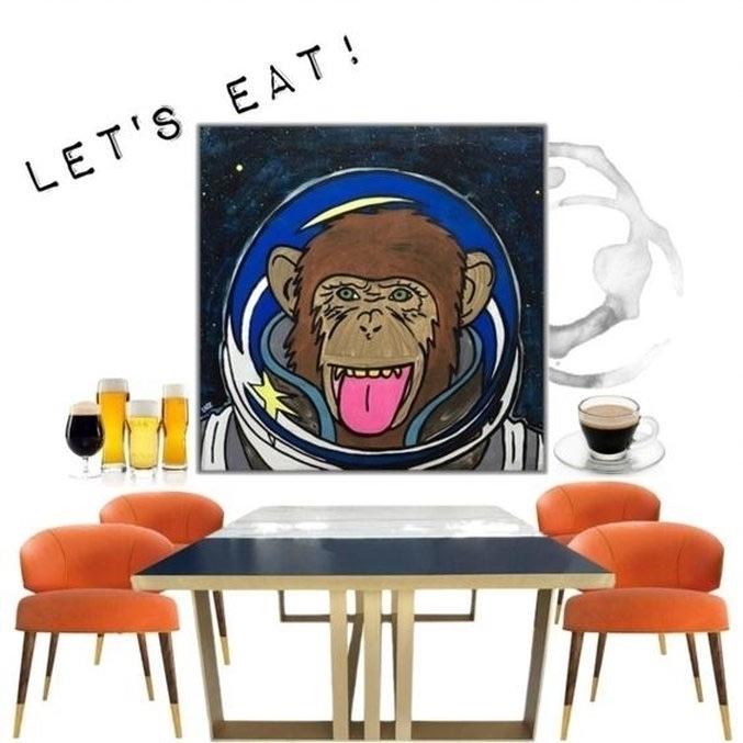 Friday post week styled dining  - lizkellyzook | ello