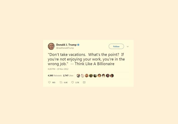 Billionaire - trump, tweet, billionaire - valosalo | ello