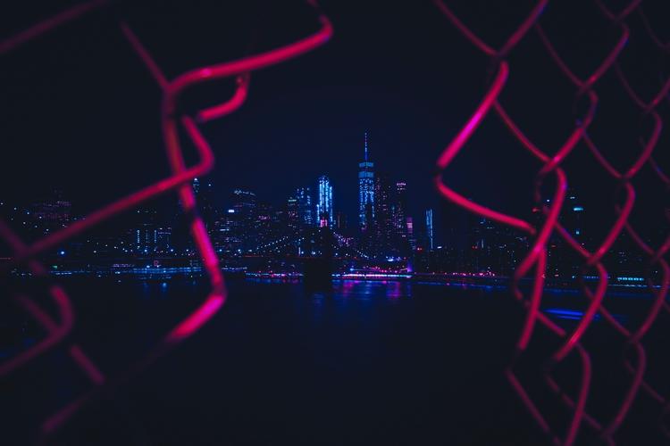 show mink - NYC, nightphotography - blknow | ello