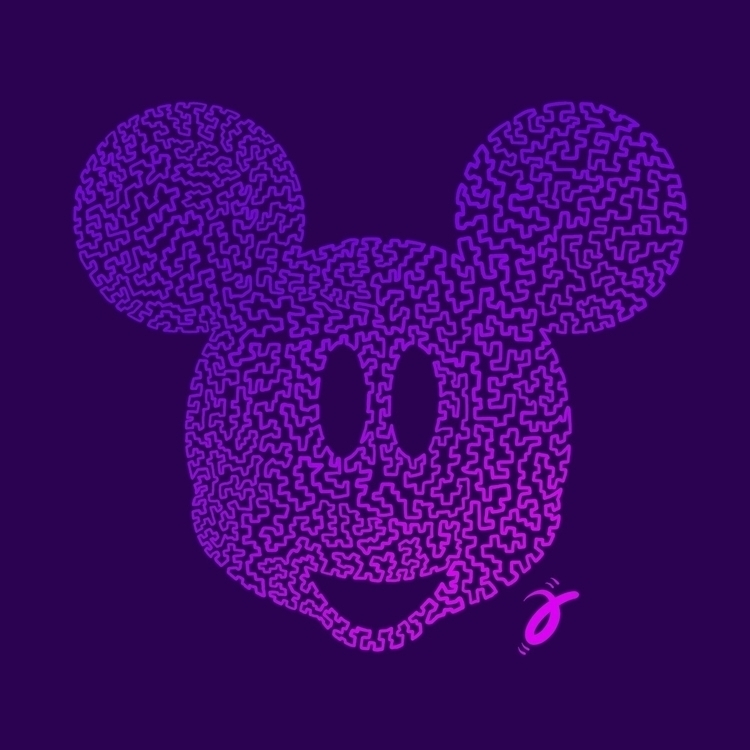 Mickey Remix 3/3. Squiggle Furm - furmie | ello