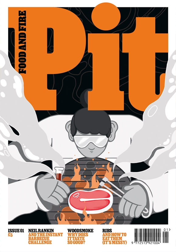 Cover image Pit Magazine - mikedriver   ello