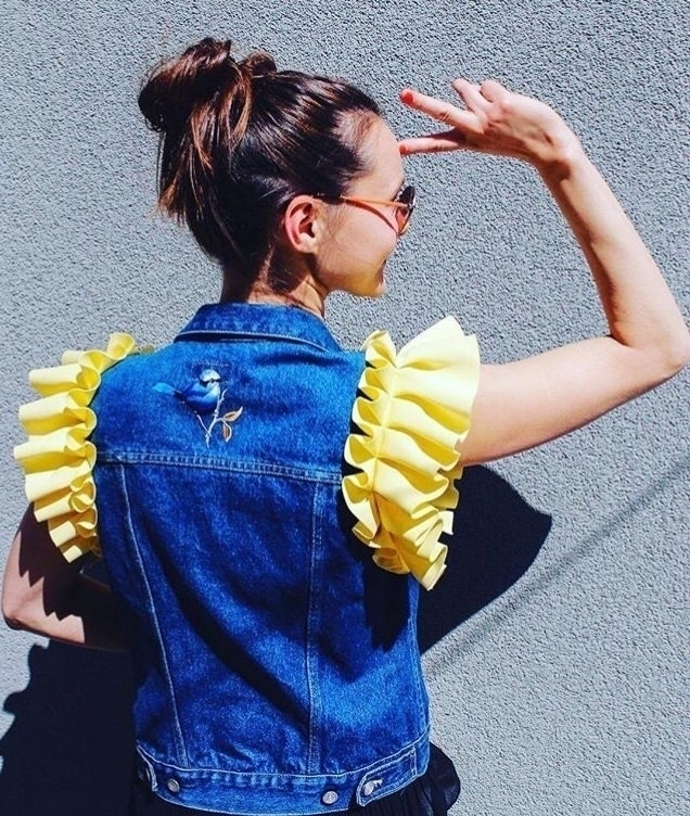 Vinted jacket vest - vintagedenimlab - gudos | ello