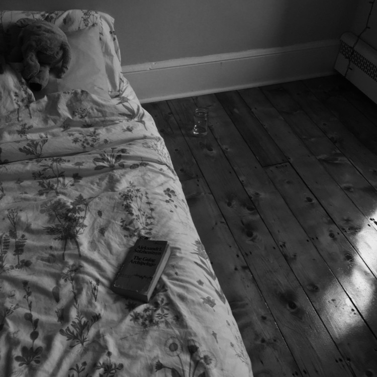 Light summer reading: Gulag Arc - ivan_karamazov   ello