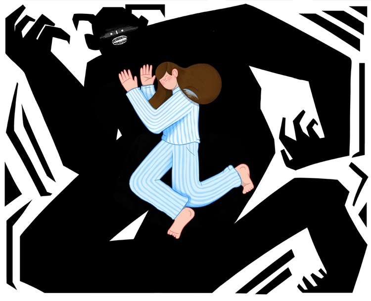 Night Terror - mikedriver | ello